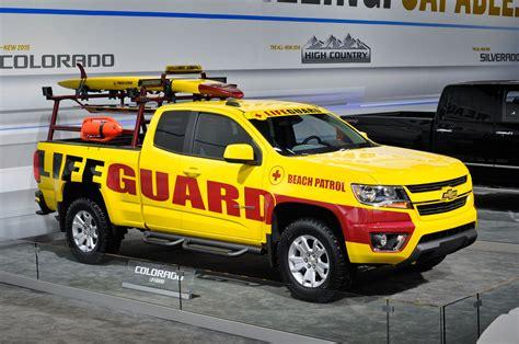 2015 chevrolet colorado truck 2015 chevy colorado lifeguard concept mini truckin