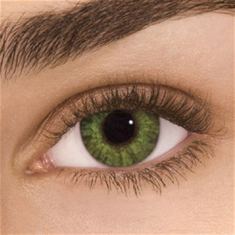 green color contacts gemstone green coloured lenses blends contacts