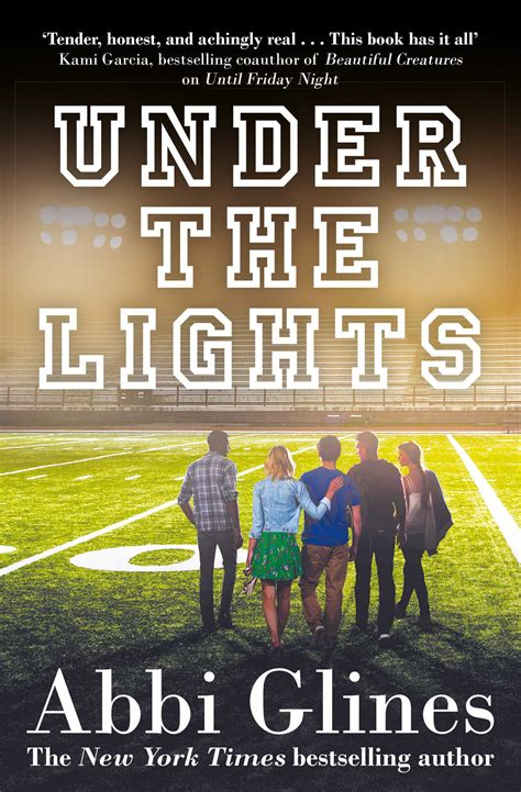 friday lights book characters the lights book by abbi glines official