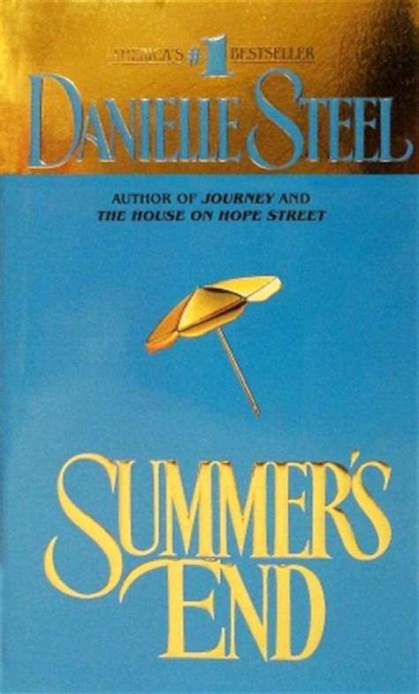 Summer S End by Summer S End 171 Danielle Steel