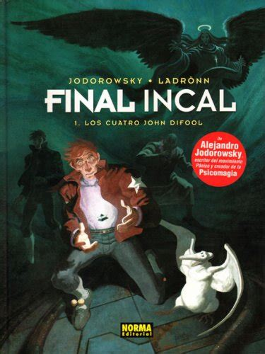libro final incal vol 3 incal el 2009 norma final tebeosfera