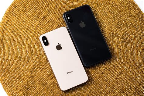 iphone xs vs iphone x just how much better is the new cnet