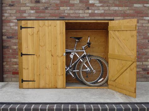 Your Bike Shed by Backyard Bike Shed On Bicycle Storage Bike