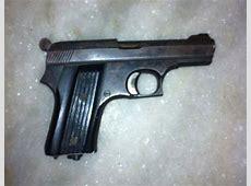 Locally made 'katta' pistols seized across India -The ... Mauser 8mm
