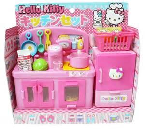 New hello kitty kitchen set from japan gift girls toy ebay