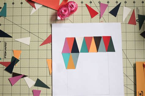 diy paint swatch crafts paint swatch the crafted