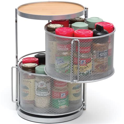 countertop spice organizer in spice racks