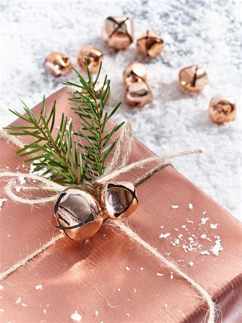 The Best Gold Spray Paint - 28 chic copper christmas d 233 cor ideas digsdigs