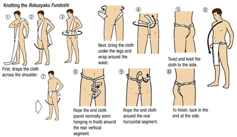 Reader Tips Where Do You Shop For Undies by Fundoshiphile 褌 How To Tie A Fundoshi