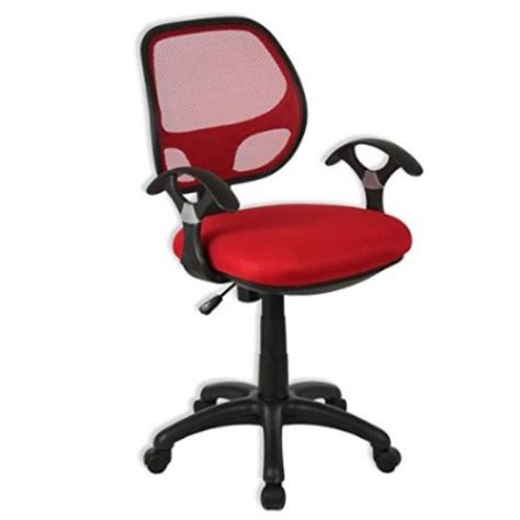 Kids Office Chair RED