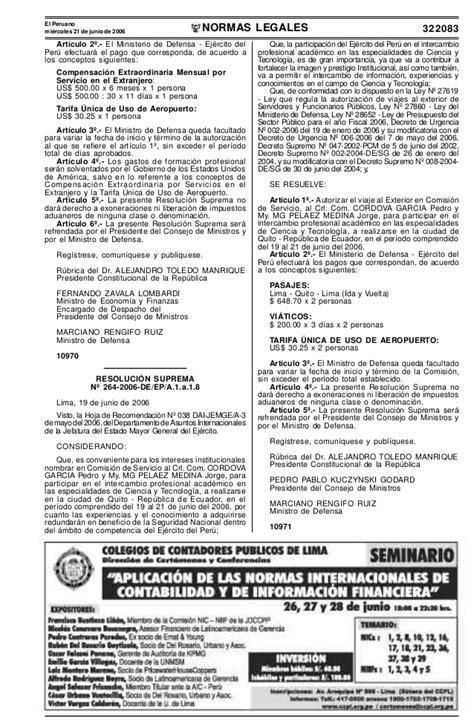 normas legales 30122015 miercoles 30 de diciembre de 21 de junio normas legales