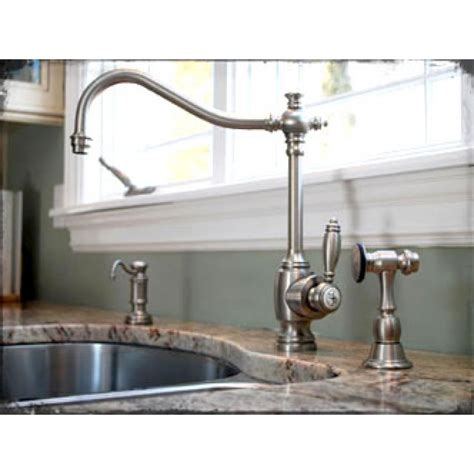 kitchen faucet made in usa made in usa kitchen faucets hansgrohe allegro e chrome