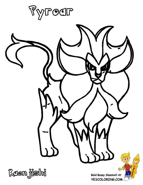 pokemon coloring pages talonflame spectacular pokemon x and y chespin swirlix free