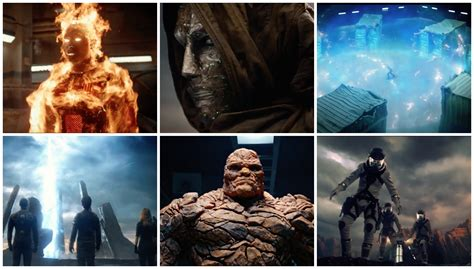Fantastic Four Preview by Second Trailer For Fantastic Four Released