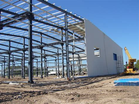 Steel Structure Shed by Steel Structure Workshop China Steel Structure Prefab