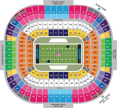 stadium seating chart nfl stadium seating charts stadiums of pro football