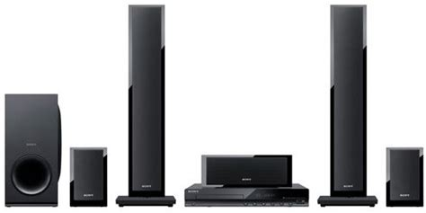 Home Theater Sony Dav Tz150 sony 5 1ch home theatre system with dvd player dav tz150