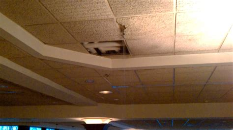 How To Stop Water Leakage From Ceiling by Water Leak And Collapse Of Ceiling At The Sheraton