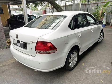 volkswagen sedan malaysia volkswagen polo sedan 2014 1 6 in kuala lumpur automatic