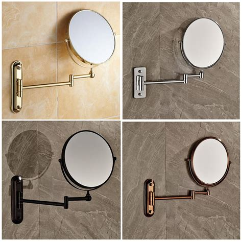 bathroom magnifying mirror wall mounted wholesale and retail wall mounted bathroom makeup mirror