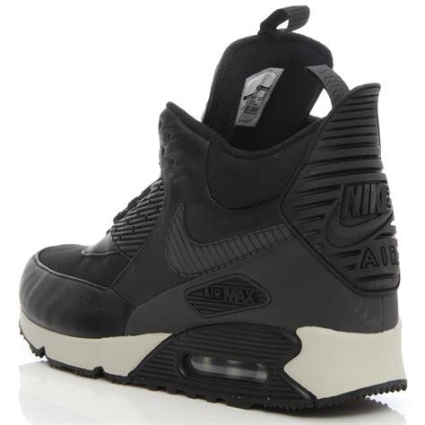 Nike A Max nike air max 90 sneakerboot wntr black