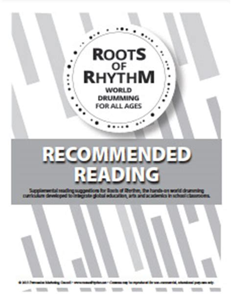 rhythmic roots books roots of rhythm supplements
