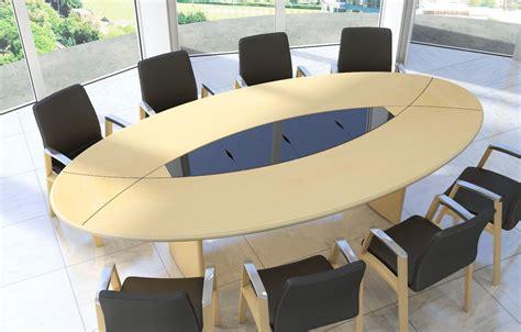 Sven Boardroom Table Sven Boardroom Tables New Used Office Furniture Glasgow Scotland