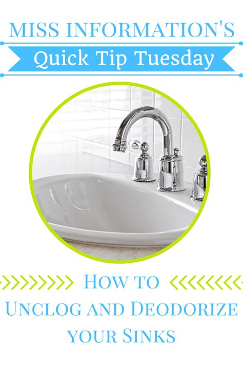 a quick way to unclog a sink youtube easy way to unclog your sink miss information