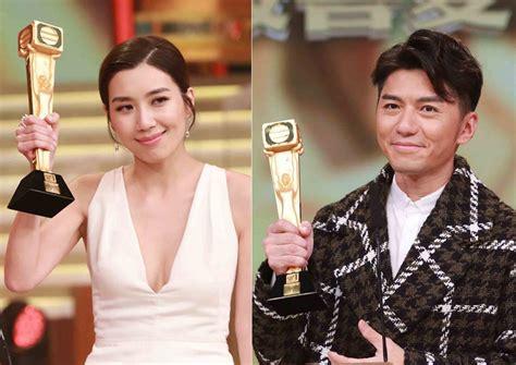 hong kong tvb actress 2018 tvb anniversary gala 2018 benjamin yuen mandy wong voted