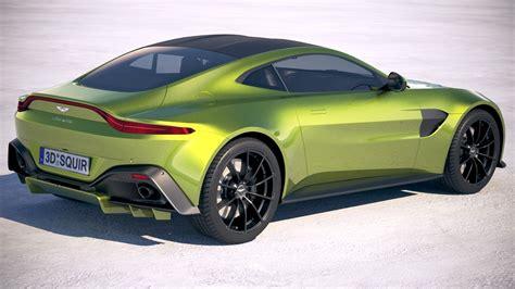 2019 Aston Vantage by Aston Martin Vantage 2019
