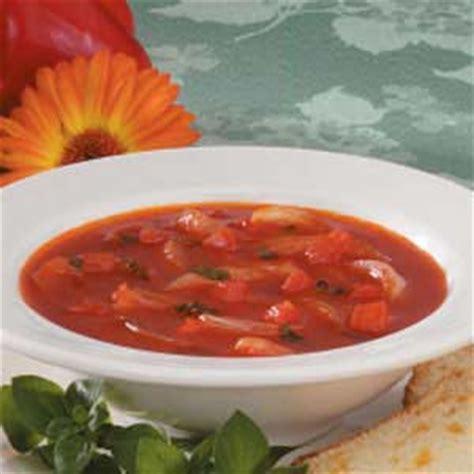 tomato soup recipe taste of home