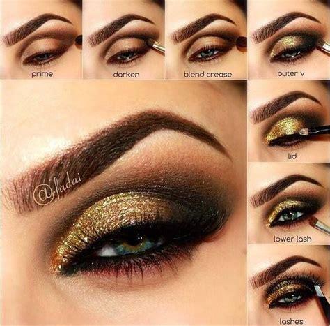 Eyeshadow For Dress eye makeup for white and gold dress mugeek vidalondon
