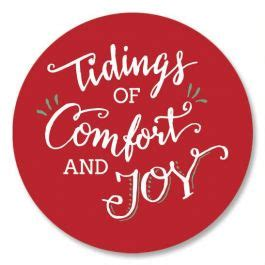 good tidings of comfort and joy tidings of comfort and joy seals current catalog