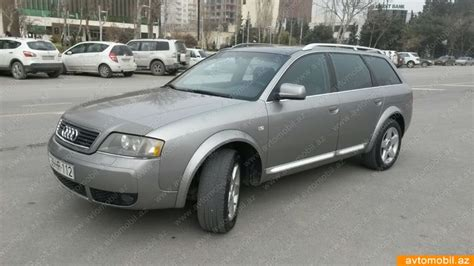 Audi A6 Allroad 2002 by Audi A6 Allroad Second 2002 9500 Gasoline
