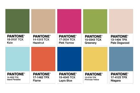 2017 color of the year pantone 28 pantone color chart 2017 pantone 2017 tendencia