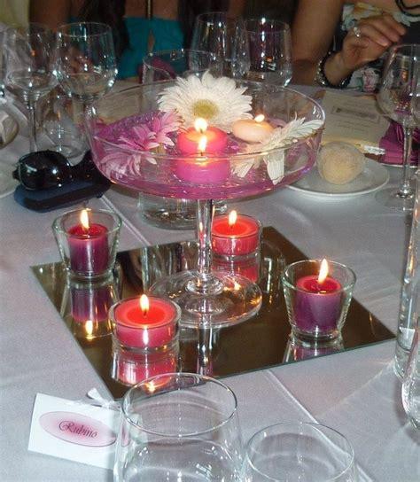 centrotavola con bicchieri 1000 idee su fiori di vetro su giardino di