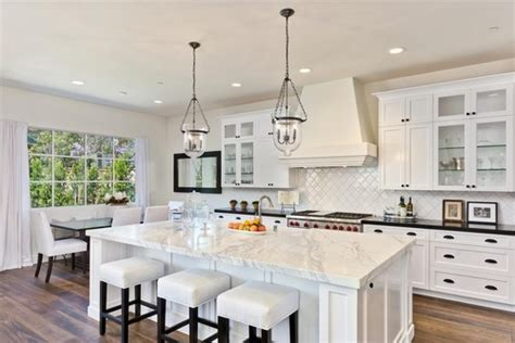 Which Is Better For Resale Granite Or Quartz - mismatched island or matching what about countertops