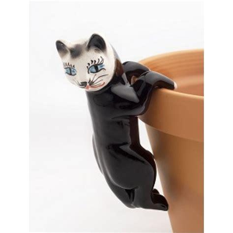 cat pot hanger  showroom sells garden ornaments