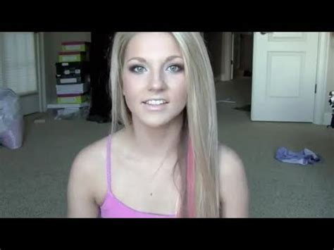 how to make a grey streck in my hair hair update pink streaks youtube