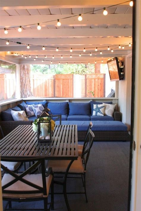 string lights for screened porch best 25 porch lighting ideas on outdoor patio