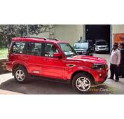 2015 Scorpio Launched At Price Of Rs 798 Lakhs  Indian Cars Bikes