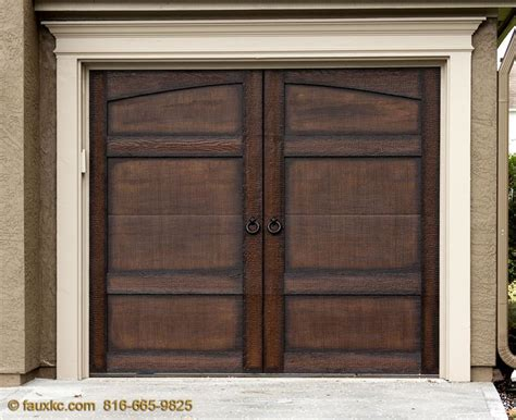 Overhead Door Overland Park Ks Wood Stain Steel Garage Door Wageuzi