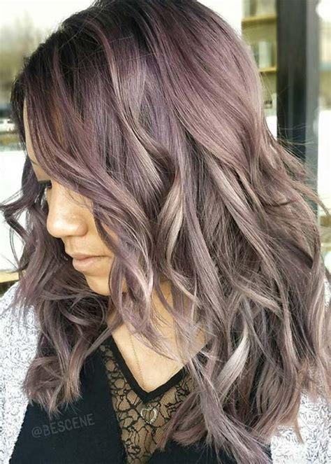 pretty hair colors 20 pretty chocolate mauve hair colors ideas to inspire