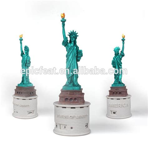 American Souvenir statue of liberty bluetooth speaker american souvenirs and
