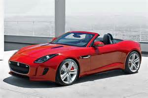 Jaguar F Type Convertable Jaguar F Type 2013 Convertible Revealed Machinespider