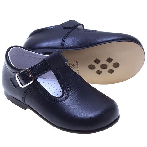 leather toddler shoes baby and toddler navy leather t bar shoes cachet