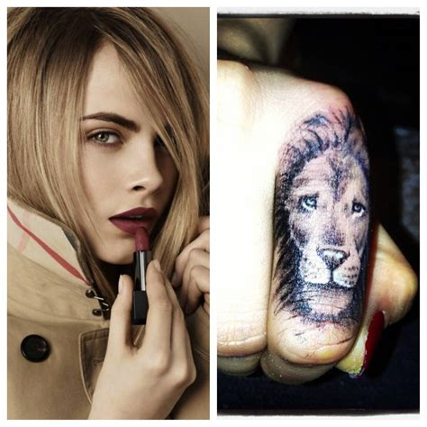 15 of the cutest small tattoos in hollywood galore