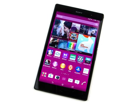 sony xperia  tablet compact notebookchecknet external reviews