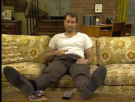 bundy couch was anyone else disappointed they didn t get ed o neill to