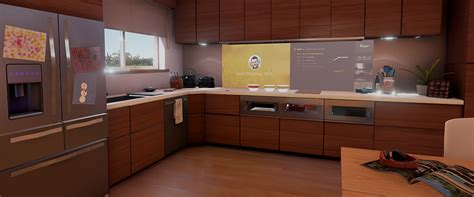 kitchen of the future whirlpool brand brings smart with heart to ces